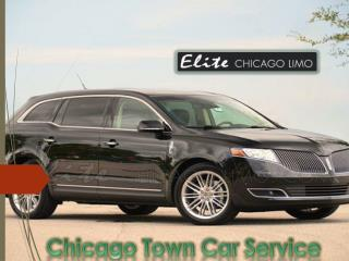 Chicago town car service