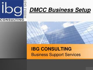 DMCC Business Setup