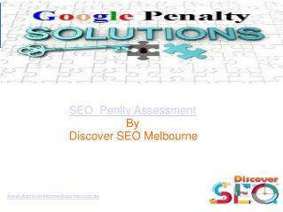 Google Penalty Recovery in Perth