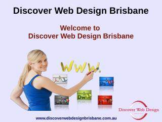 Discover Web Design Brisbane Services