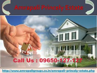 Amrapali Princely Estate Residential Flats