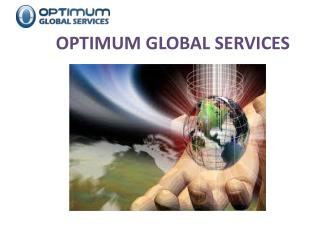 OPTIMUM GLOBAL SERVICES