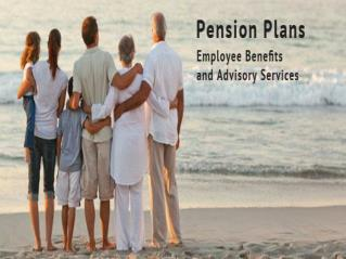 Pension Plans & Employee Benefits Plan in New York