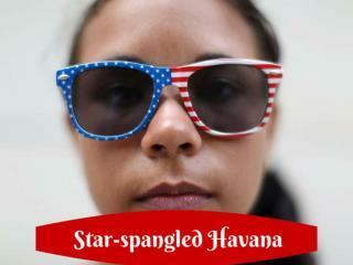 Star-spangled Havana