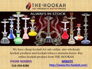 Buy MYA Hookah Online