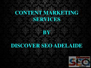 Content Marketing Services in Adelaide