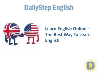 Online English Speaking - DailyStep Ltd