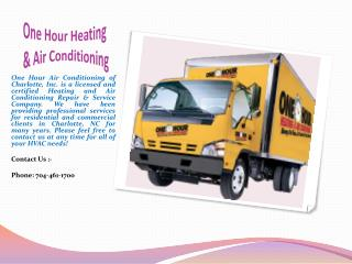 Benefits of Choosing One Hour Heating & Air Conditioning