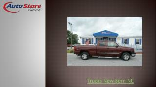 Buy Used Trucks in Greenville and New Bern NC