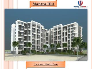 Mantra Ira by Mantra Properties Luxurious Apartment in Undri