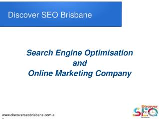 Facebook Marketing Services offer by Discover SEO Brisbane
