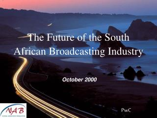 The Future of the South African Broadcasting Industry
