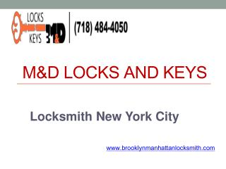 Automotive Locksmith New York City