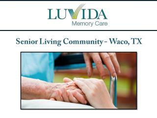 Senior Living Community - Waco, TX