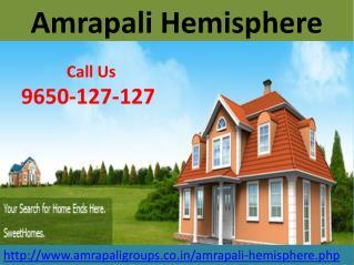 Amrapali Hemisphere Greater Noida