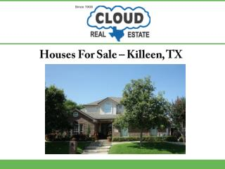 Houses For Sale – Killeen, TX