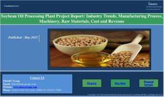 Soybean Oil Market: Grow at a CAGR of Around 4% in Coming Years