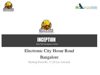 Kolte Patil Inception Bangalore