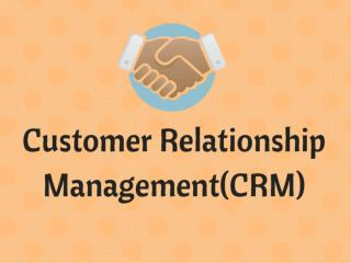 What is Customer Relationship Management(CRM)?