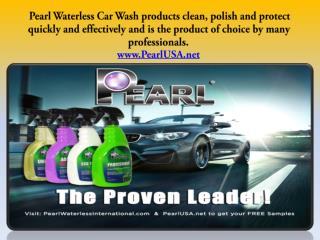 Pearl Waterless Car Wash-Pearl USA