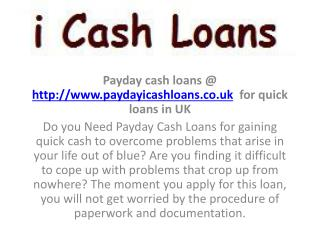 http://www.paydayicashloans.co.uk/12-month-loans.html   @ 12 Month Loans