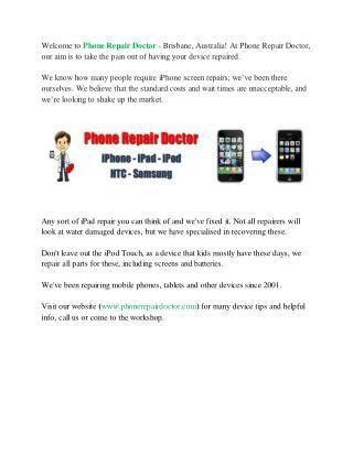 Phone Repair Doctor