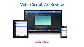 Video Script 2.0 Review