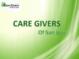 Medical Marijuana Delivery - Care Givers of San Jose