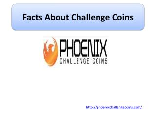 Facts About Challenge Coins