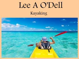 Lee A O'Dell - Mountain Biking