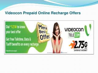 Videocon Telecom, the versatile, friendly and dynamic telecom brand