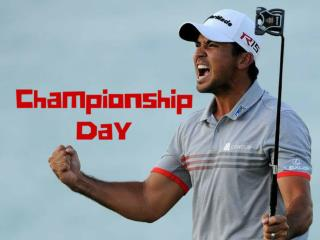 Championship Day