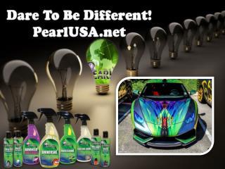 Pearl Products Speak for Themselves