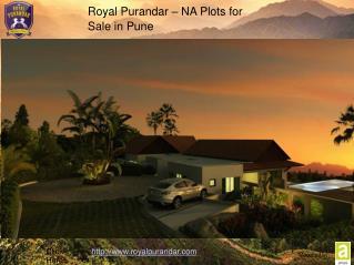 Plot for sale in Pune satara road