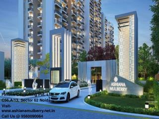 Ashiana Mulberry Gurgaon Call@ 9560090064