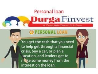 Personal loan in Delhi, Gurgaon