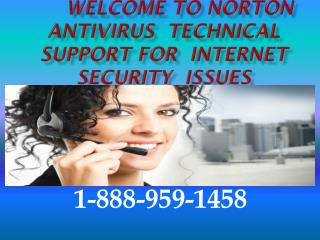 @#(1 888 959 1458)Norton antivirus not installing