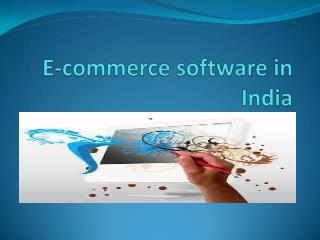 E-commerce software in India.ppt.pdf