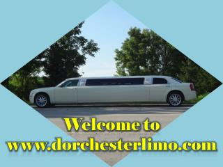 Make Your Special Event More Interesting With Limo Service
