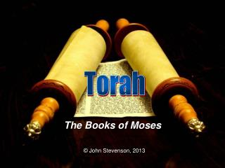 The Books of Moses