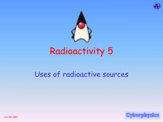 Radioactivity 5