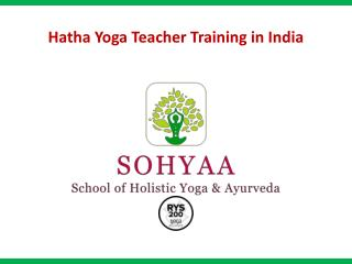 Hatha Yoga TTC in India - SOHYAA