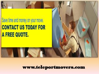 Commercial Movers in Dallas