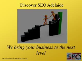 Online Marketing Services offer by Discover SEO Adelaide