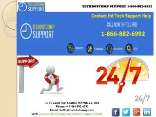 Norton support toll free Number (1-866-882-6992)