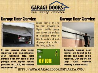 Best Garage Door Maintenance Service