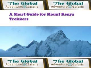 Mount Kenya Trekkers