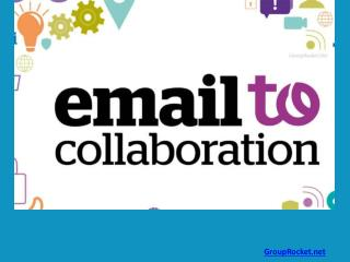 8 Reasons to Replace Email with Collaboration Software