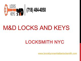 Locksmiths in Brooklyn