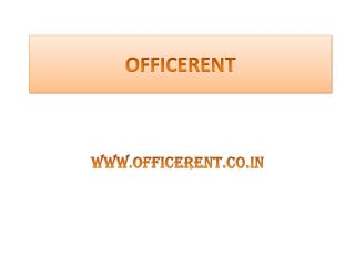 Office space for rent in Noida sector 10